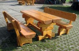 Massiv-Möbel Rustikal