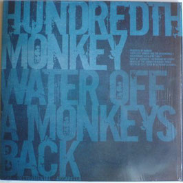 Hundredth Monkey ‎NAR003 – Water Off A Monkeys Back / Firechaser