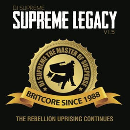 DJ Supreme - R.I.P  (Supreme Legacy V1.5) Reissue 2017