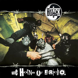 Hijack - The Horns Of Jericho - 25th Anniversary LP