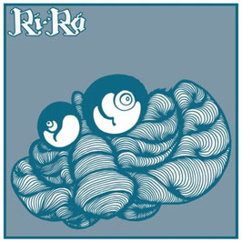 Rí Rá - Put A Wobble In Yer Cerebellum / Pop Idle (NAR016 Blue)