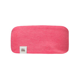 Jersey Stirnband  Coral