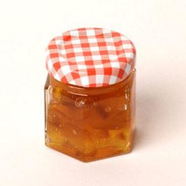 Hausgemachte Marmelade Aprikose