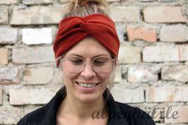 Turbanstirnband ( Henna )