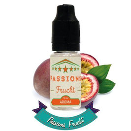 PASSIONSFRUCHT – AUTHENTIC CIRKUS LIQUID 10ml