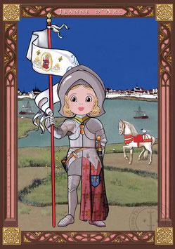 Cahier ou carnet Petite Jeanne