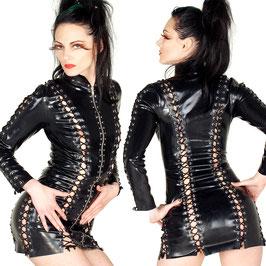 Mini Dress twin laced LD071