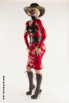 UNISEX Miss Love Dress TVD002 (aufblasbar/inflatable)