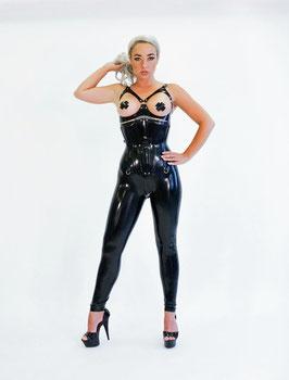 Traditional corset / Hidden zipped front CT004/E28