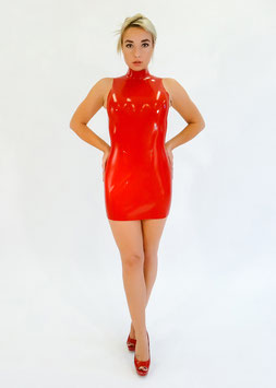 Backless Mini Dress LD031