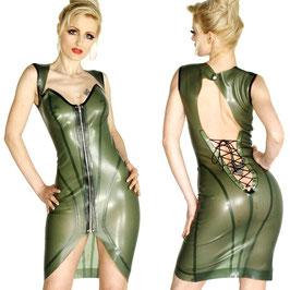 Curved Panel Dress LD037/E