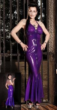 Louva Titi Parisian Evening Dress LD087