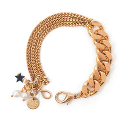 My Star Armband N°2 Rotgold by LeChatVIVI BERLIN