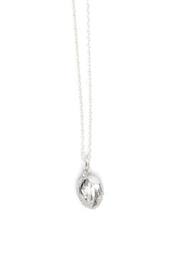 Haselnuss Kette N°1 - Silber - one Wish by LeChatVIVI BERLIN