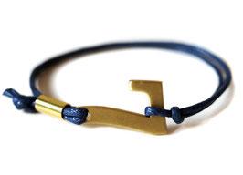 Glücksarmband - Charity Armband – in navy #