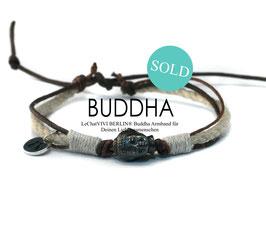Buddha Armband  OMMM Braun by LeChatVIVI BERLIN®