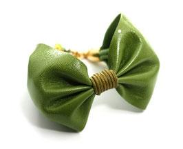 Mme Lolu POP N°1 Schleifenarmband aus Leder  von LeChatVIVI BERLIN®
