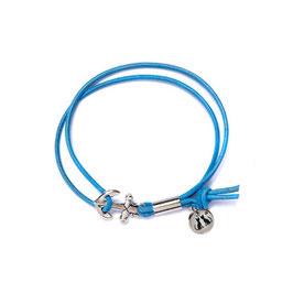 Ankerarmband N°9 by LeChatVIVI BERLIN Blau