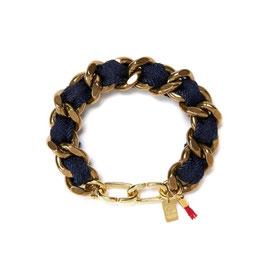 CC DENIM N°1 Armband by LeChatVIVI BERLIN®