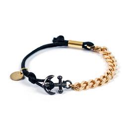 Ankerarmband N°2 Armband Gold by LeChatVIVI BERLIN