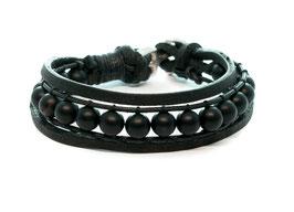 Takling® Herren Armband Onyx schwarz von LeChatVIVI BERLIN®