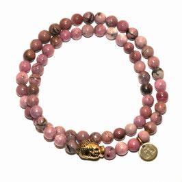 Buddha Rose Armband N°3 by LeChatVIVI BERLIN