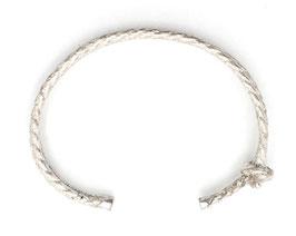 Knoten Seiloptik Armreif Handmade by LeChatVIVI BERLIN®