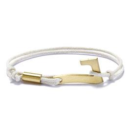 Glücksarmband - Charity  Armband in sand #
