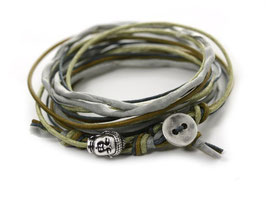 Wrap it! Buddah N°6 Yoga Armband von LeChatVIVI BERLIN