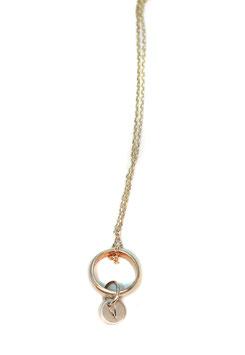 filigrane Kette für Damen - Ring for friends Silber von LeChatVIVI BERLIN®