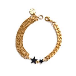 Sternenstunde N°2 Armband mit Sternen by LeChatVIVI BERLIN®