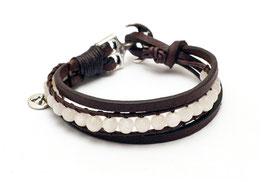 Takling® Damen Anker Armband mit Mondstein von LeChatVIVI BERLIN