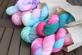 ♥ Woll-Eremit 4fach Sockenwolle
