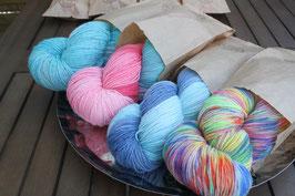 ♥ Woll-Eremit 6fach Sockenwolle