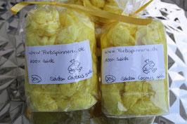 Silk Cocoons gelb ♥