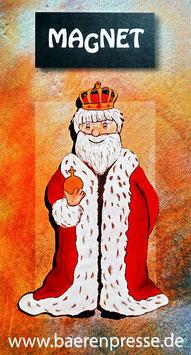 Der König- Magnet