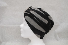 Hut & Robe Turban 80% Baumwolle, 20% Viscose