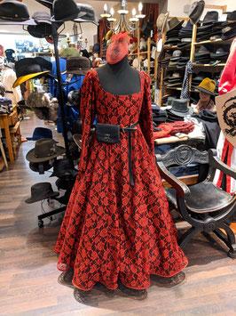Hut und Robe  Traumrobe Victorianisch - Steampunk. Unterkleid Baumwolle, Spitze Polyamid