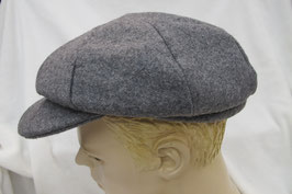 Hut & Robe Ballonmütze aus Lodenstoff ,50% Wolle, 50% Polyamid