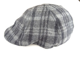 Faustmann Flatcap mit Wolle, 60% Polyester, 40% Wolle