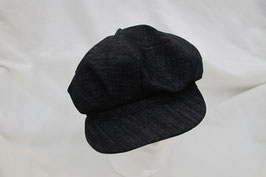 Hut und Robe Jeansmütze  98% Baumwolle 2% Lurex