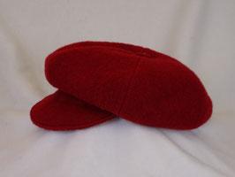 Hut und Robe Ballonmütze Walkloden. Reine Wolle.