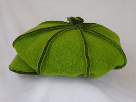 Hut und Robe Ballonmütze 80% Wolle, 20% Polyacryl Walkloden