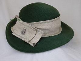 Hut und Robe Landhaus Hut aus Velourfilz 100% Haar