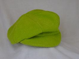 Hut und Robe - 6 teilige Ballonmütze aus Fleece