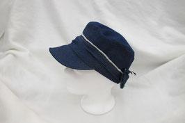 Hut und Robe Jeanscap aus Baumwolle