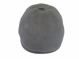 Bullani Kappe 100% Kaschmir schwarz