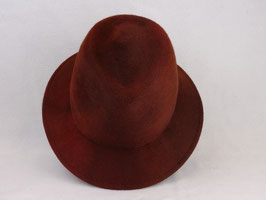 Hut und Robe Trilby 100% Haar