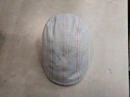 Bullani Flatcap mit hohem Leinenanteil - Handgemacht in Deutschland