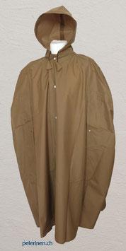 Khaki Pelerine / Nur noch 1x 80 cm verfügbar.